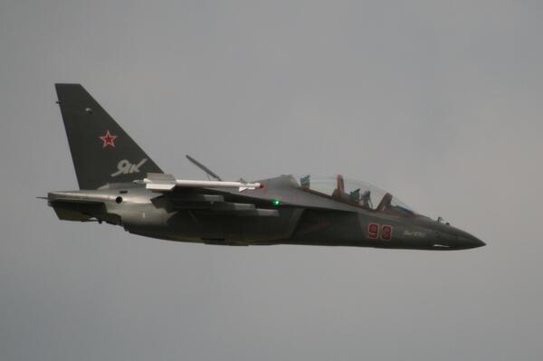 Yak 130 by Sacko