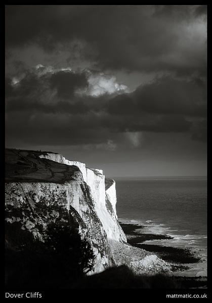 Dover Cliffs by mattmatic