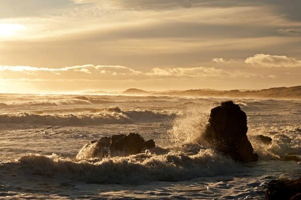 Forvie coastline 02.01.2014 by cisco4611