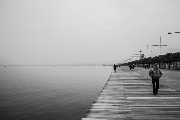 Salonica, Nea Paralia by derrymaine