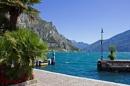 Lake Garda from Limone