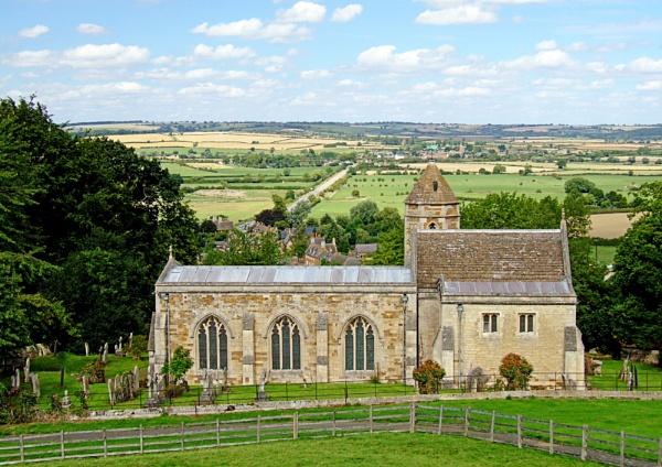 Rockingham church. by Cephus
