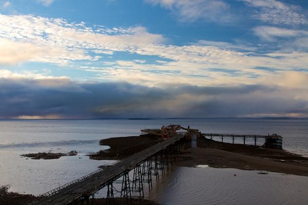 Old Pier - Weston by Blundez
