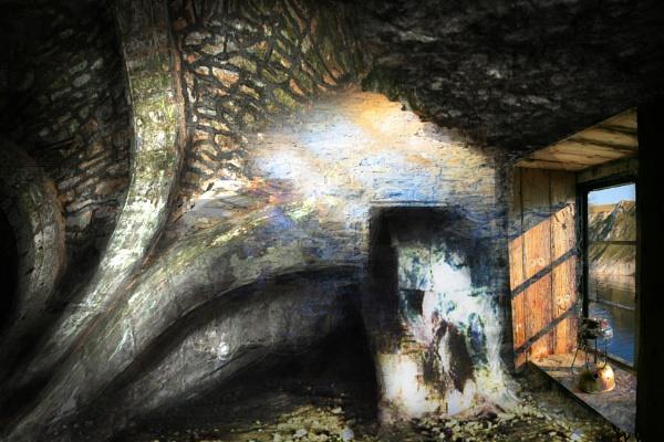 Memories in stone by Naidie