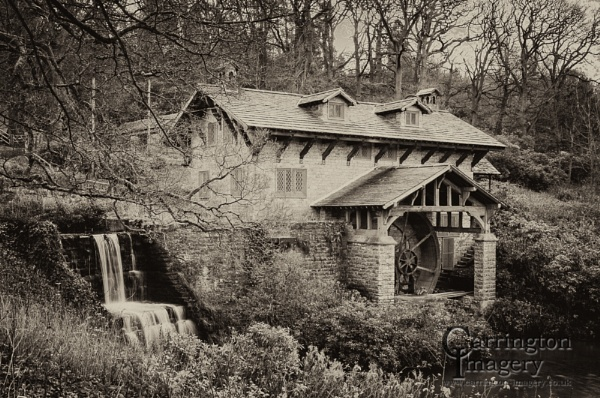 Osmaston Watermill by CImagery