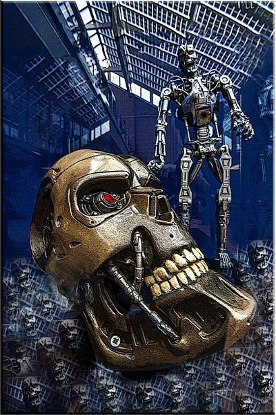 Terminator by photodoktor