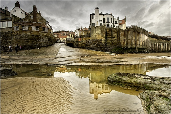 Tide Pool Reflections by brianclark4
