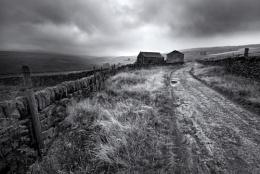 Holme Valley Disused Farmhouse