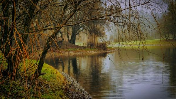 naked nature lethargic winter by atenytom