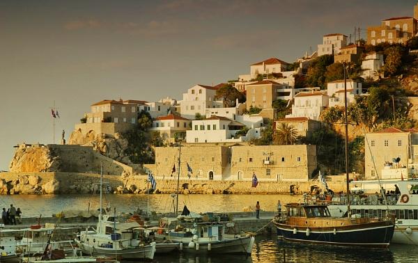 Ydra - Greece by atenytom