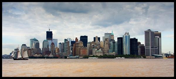 Manhattan Island by jon1169