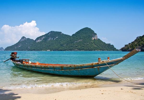 Ang Thong National Park by jon1169