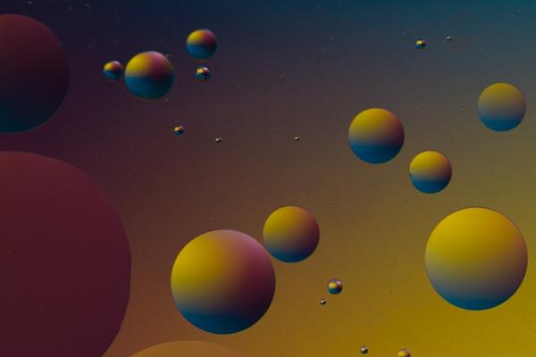 Solar Bubbles by darrenwilson41