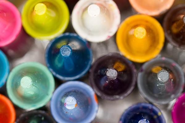 Crayons by ewar