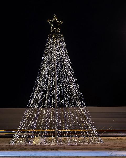 Christmas decoration by jaktis