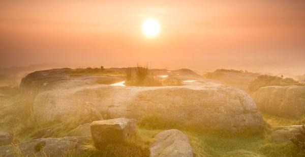 Mystical Sunrise