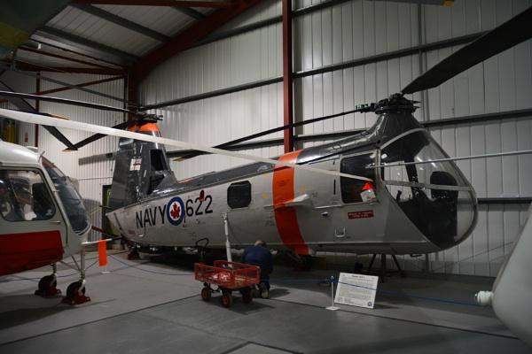 weston-super-mare helicopter museum by eddie1