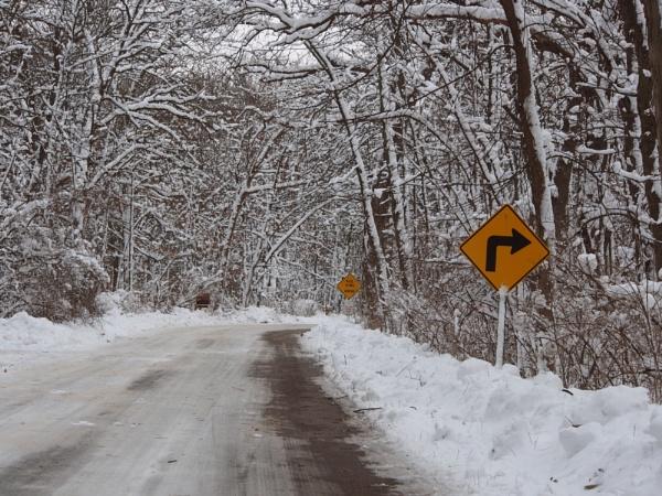 Winter in Wisconsin #3 by handlerstudio