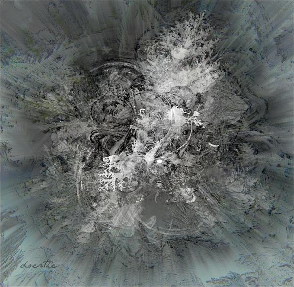 Snowstorm II by doerthe