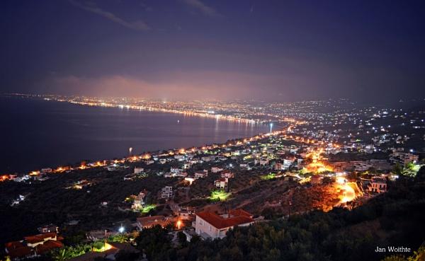 Kalamata Greece by Jawoi