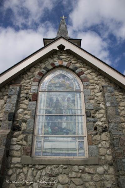 The Little Stone Chapel by shutterbug8156