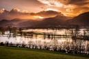 Beautiful Bassenthwaite Flood