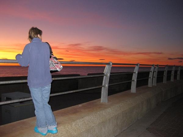 Long Sunset Strip by MadVillPics