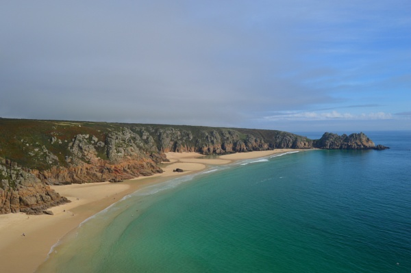 Porthcurno  Cornwall by graceland