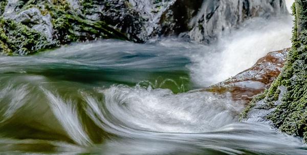 Water Swirls by JJGEE