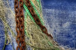 Rust 'n' Rope