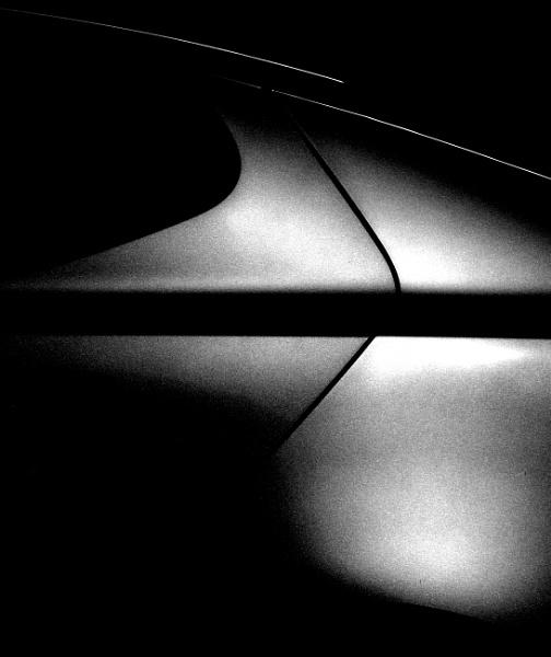 2013 Lexus sedan by Aldo Panzieri