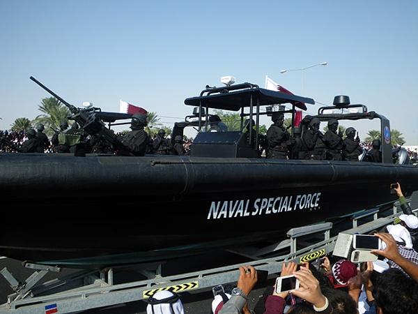 Qatari Naval Special Force by kombizz