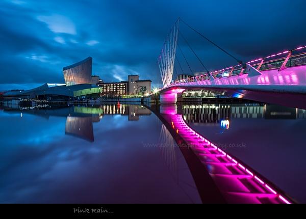 Pink Rain.. by edrhodes