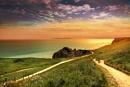 Dorset Coast at Durdle Dor