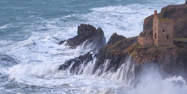 Atlantic breakers by andyfox