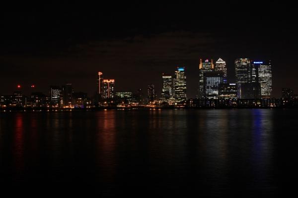 Bright Lights Big City by Kdoone