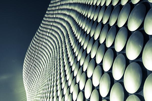 Selfridges Birmingham by llareggub