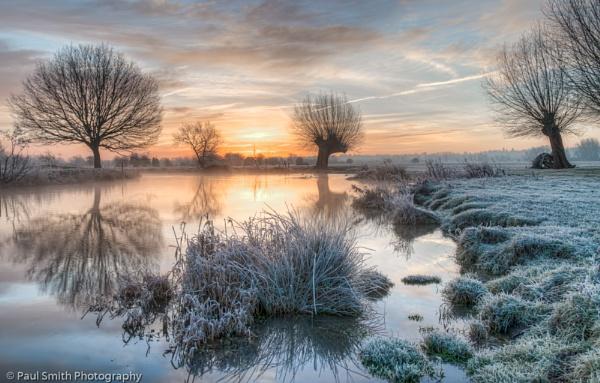 Frosty Dawn by pdsdigital