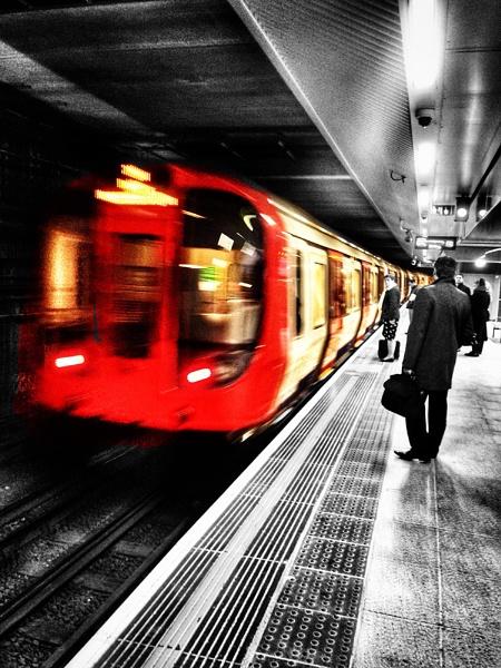 London Underground by Simon_Marlow