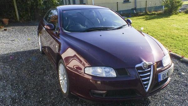 Alfa GT JTS by pendragonfalls