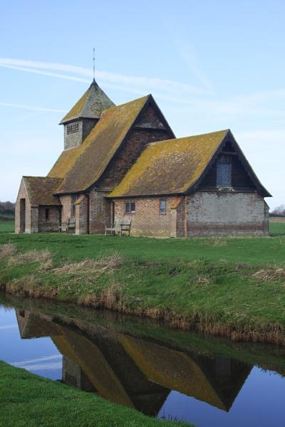 Fairfield Church by kentbirder