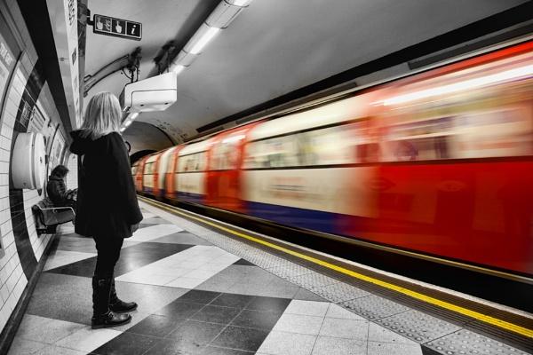 London underground by Photo_Lee
