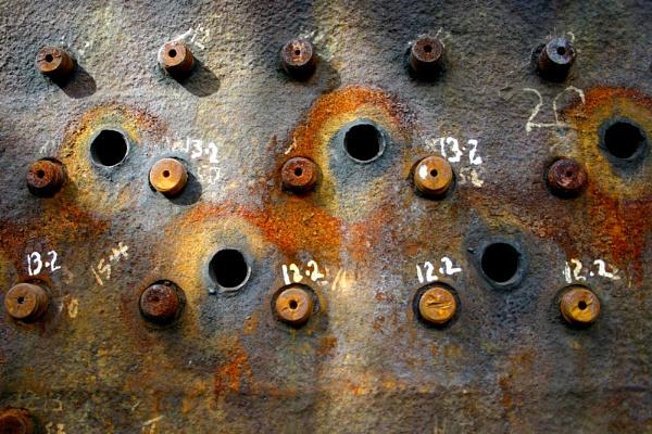 Old Boiler by nanpantanman