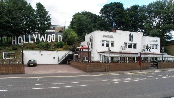Hollywood, Batley Hills, Leeds, uk. by justwilliam