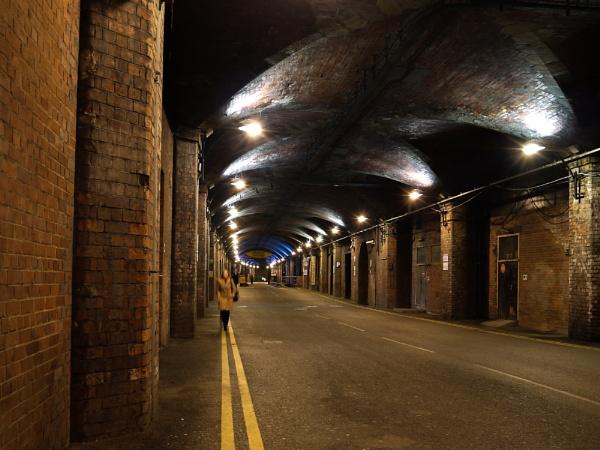 Neville Street Car Park, Leeds, uk by justwilliam