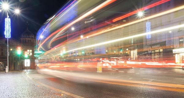 City Trail Lights by eyelevelphotographyuk