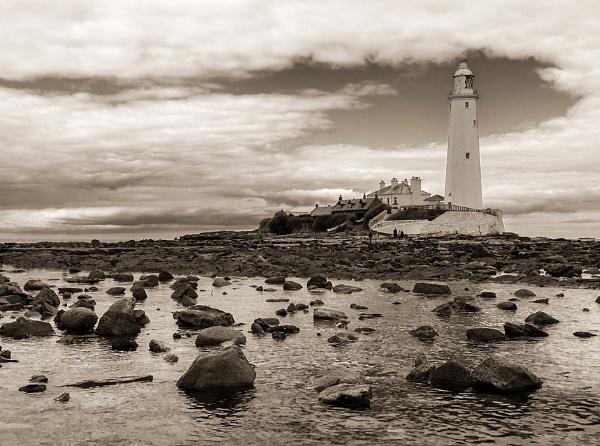Bait Island by Nigeve1