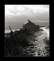 Abandoned farmhouse, Teesdale