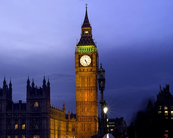 Big Ben by victorburnside