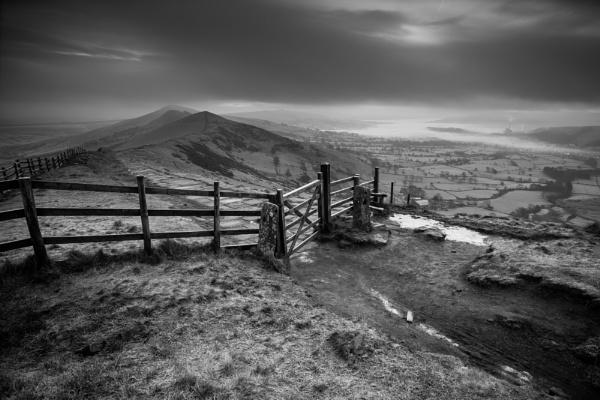 Gateway to a Landscape by Akif